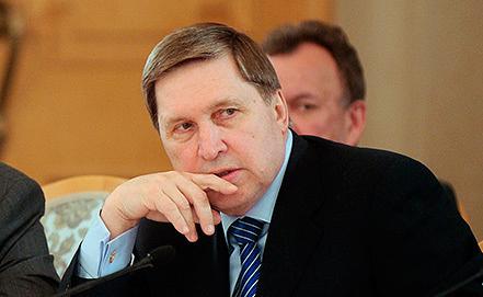 Yuri Ushakov, Photo ITAR-TASS/Vladimir Astapkovich