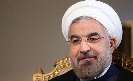Photo ITAR-TASS/EPA/IRANIAN PRESIDENTIAL WEBSITE