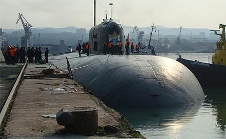 'Tomsk' nuclear sub, Photo fes-zvezda.ru