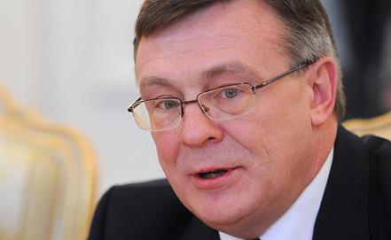 Leonid Kozhara, Photo ITAR-TASS / Sergey Karpov