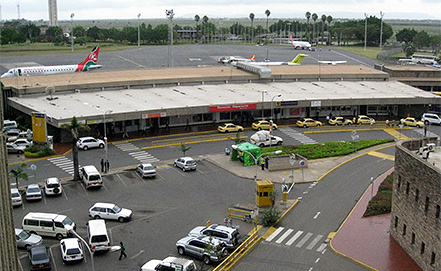 Nairobi International Airport. Photo flickr.com/Visiting Kenya