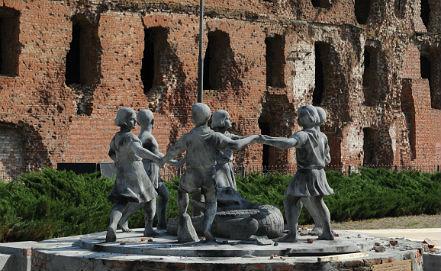 Stalingrad. Photo ITAR-TASS/ Dmitry Rogulin