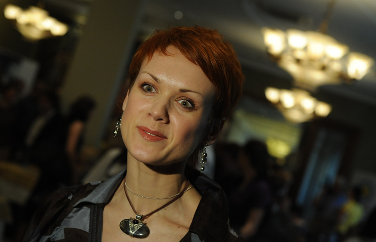 Ульяна Лопаткина.