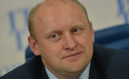 Глава Росмолодежи Сергей Белоконев