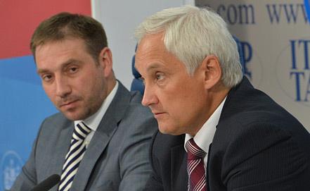 Глава Минэкономразвития Андрей Белоусов. Фото ИТАР-ТАСС
