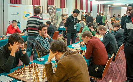 Фото European Team Chess Championship 2013