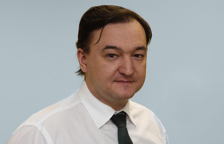 Юрист инвестфонда Hermitage Capital Сергей Магнитский