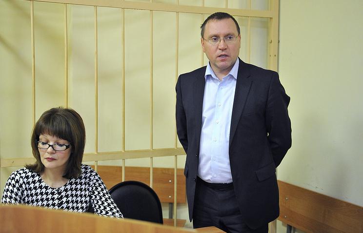 Заммэра Ярославля по градостроительству Евгений Розанов