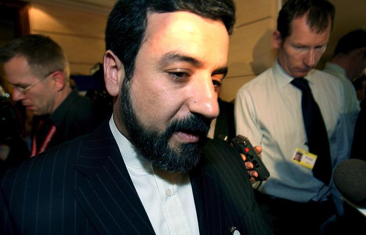 Замглавы МИД Ирана Аббас Арагчи