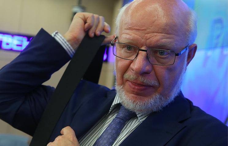 Глава президентского Совета по развитию гражданского общества и правам человека Михаил Федотов