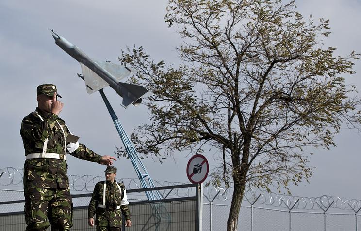 Противоракетная база США в Румынии