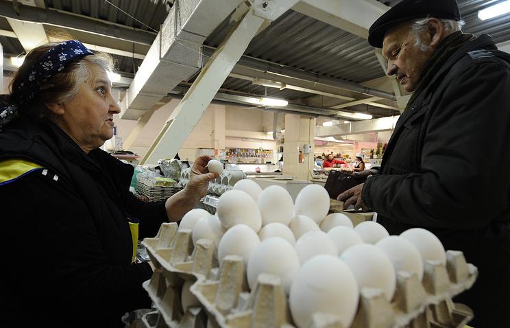 Продажа куриных яиц в Рязани