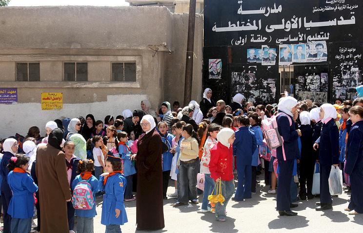 Школа в Дамаске
