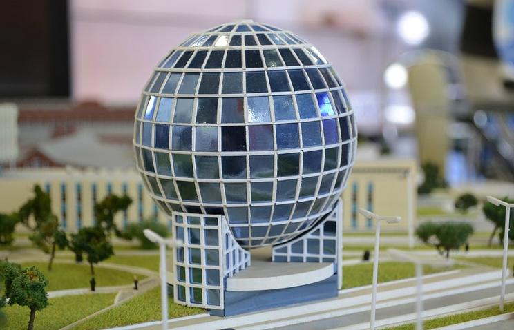 Один из проектов Уральского оптико-механического завода