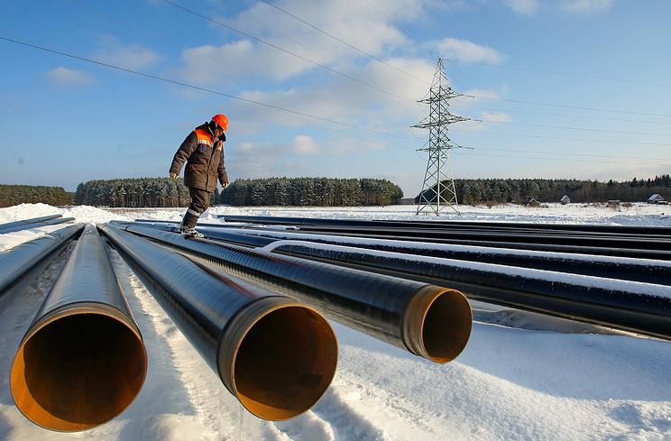 Газопроводные трубы для газификации