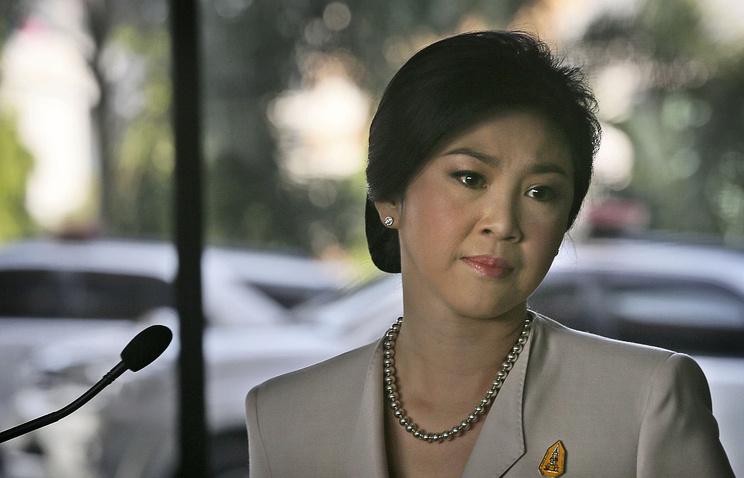 И.о. премьер-министра Таиланда Йинглак Чинават