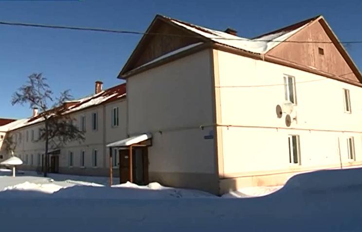 Дом в Медногорске по адресу Коммунаров, 10А 1937 года постройки
