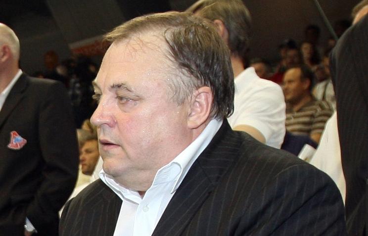 Геннадий Шипулин