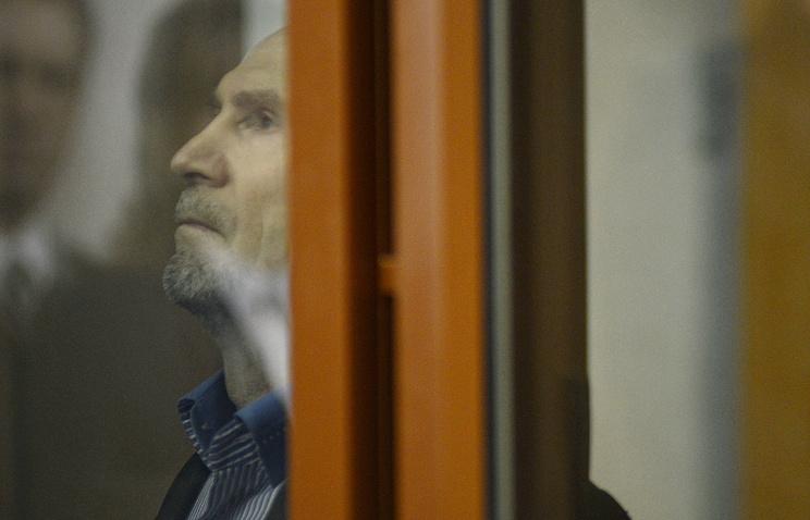 Леонид Хабаров в Свердловском областном суде