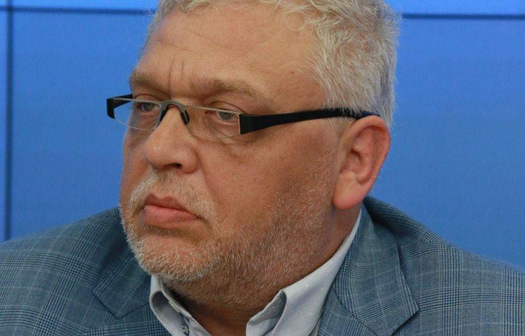 "Гендиректор ""Росэлектроники"" Андрей Зверев"