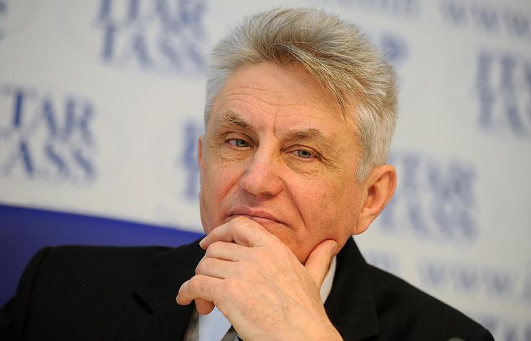 Юрий Севастьянов