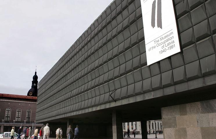 Рига. Музей оккупации Латвии