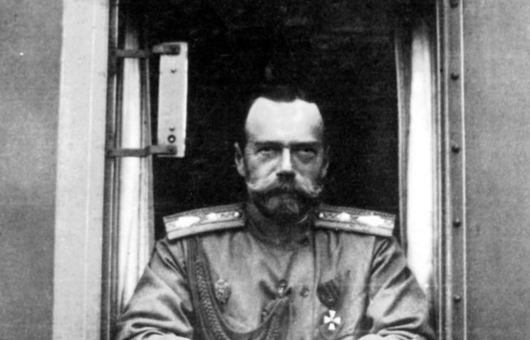 Император Николай II. 1915 год