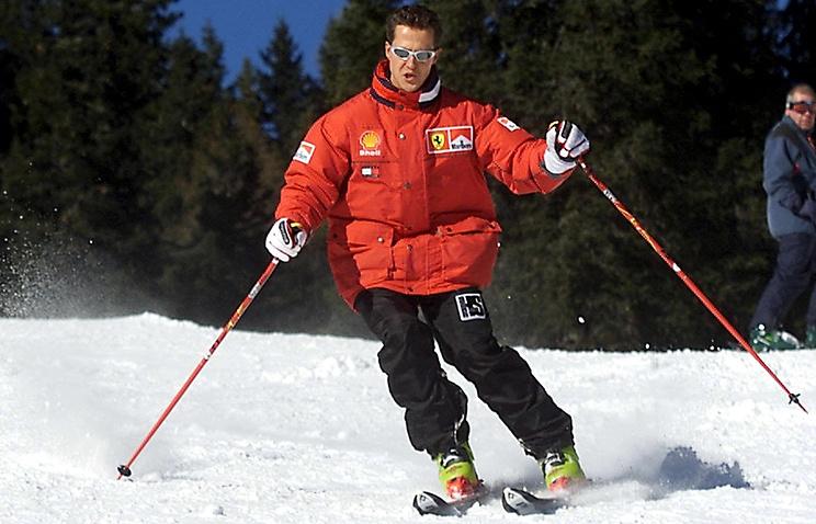 Михаэль Шумахер, 2000 год