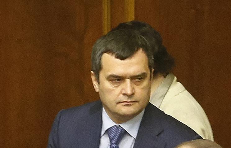 Бывший глава МВД Украины Виталий Захарченко