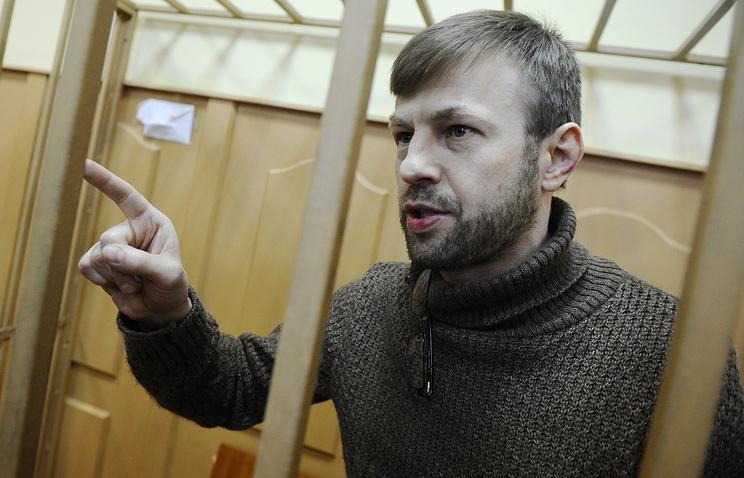 Евгений Урлашов в Басманном суде
