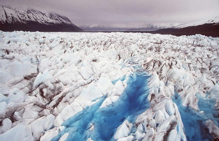 Вид Аляски