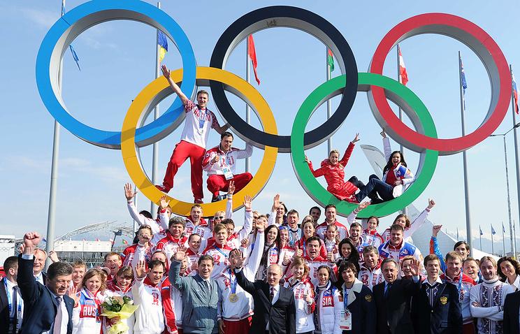 Олимпийские игры-2014 прошли в Сочи