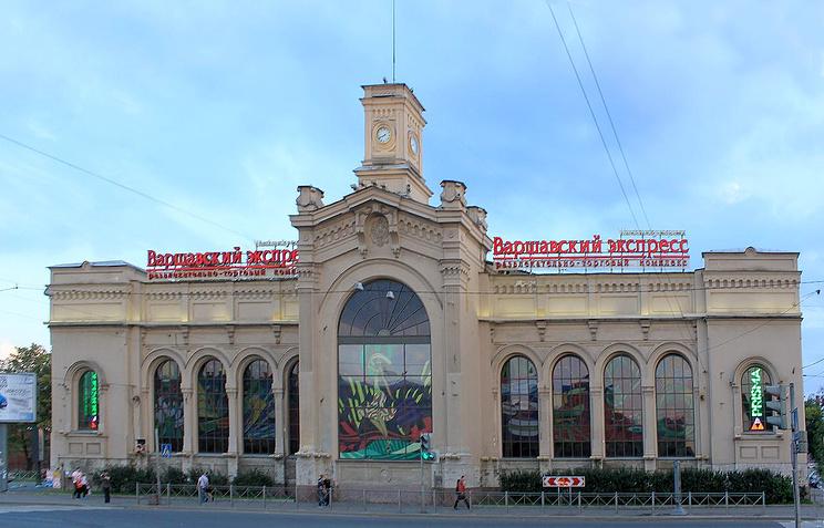 """Торгово-развлекательный комплекс """"Варшавский экспресс"""""""