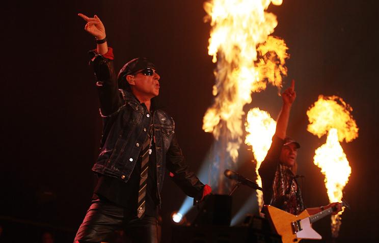 Группа Scorpions