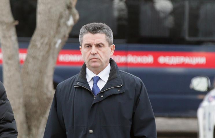 Руководитель управления взаимодействия со средствами массовой информации СК при прокуратуре РФ Владимир Маркин