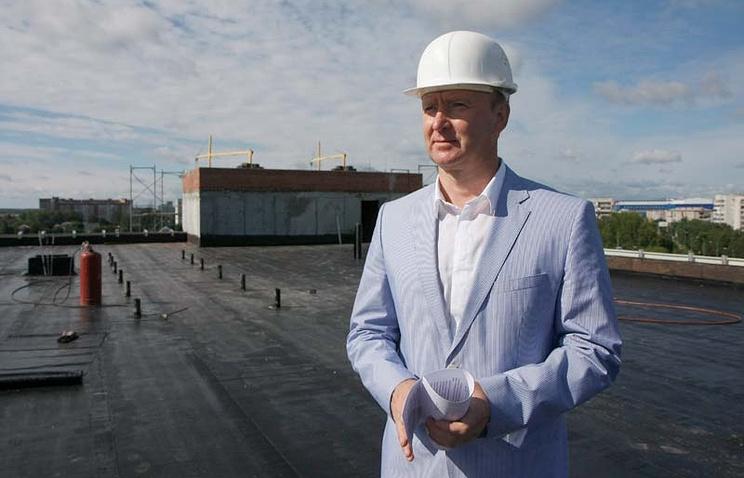 Бывший глава дирекции строительства специальных объектов Тюменской области Михаил Мезенцев