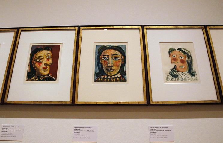 Портреты Доры Маар, написанные Пикассо