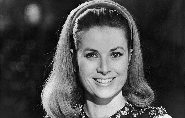 Принцесса Монако Грейс. 1967 год