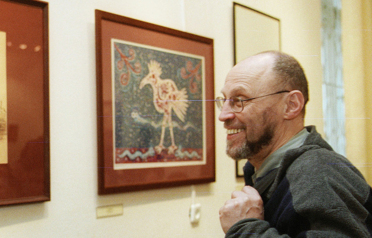 Дмитрий Пригов, 2004 год