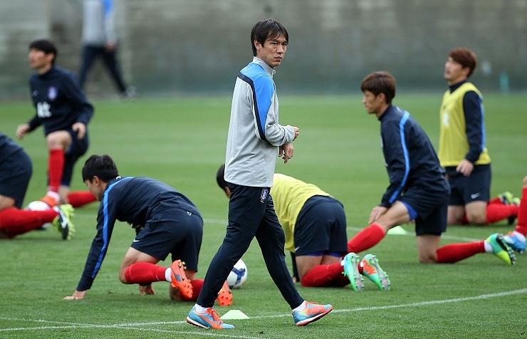 Сборная Южной Кореи по футболу