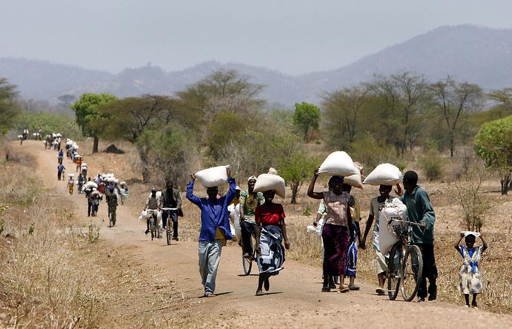 Виды Малави
