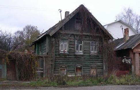Дом Курбатовых (ул.Постышева,7) – самое старое деревянное здание города Иваново