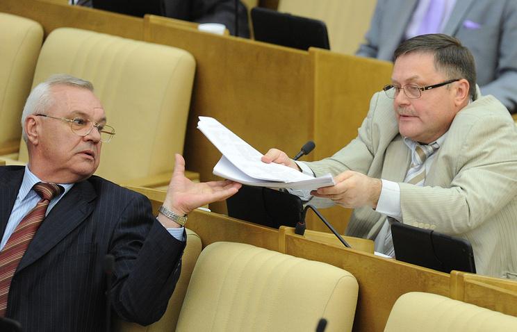 Сергей Решульский и  Вадим Соловьев