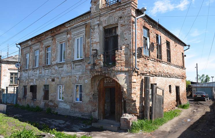 Ирбит. Дом 1848 года постройки
