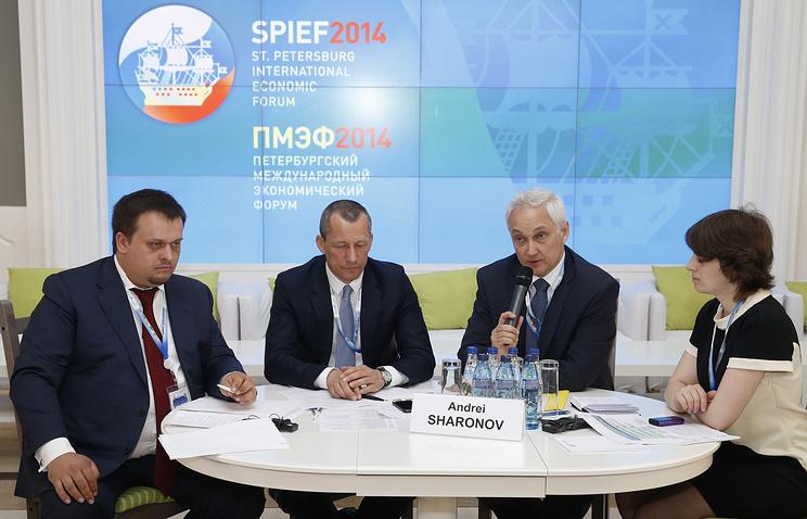 Андрей Никитин,  Андрей Шаронов и Андрей Белоусов