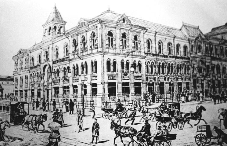 Политехнический музей в 1903 году