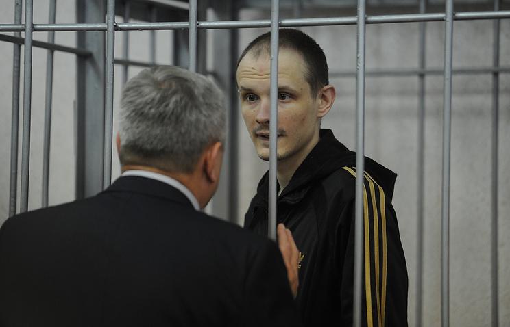 Василий Федорович в зале Свердловской областного суда
