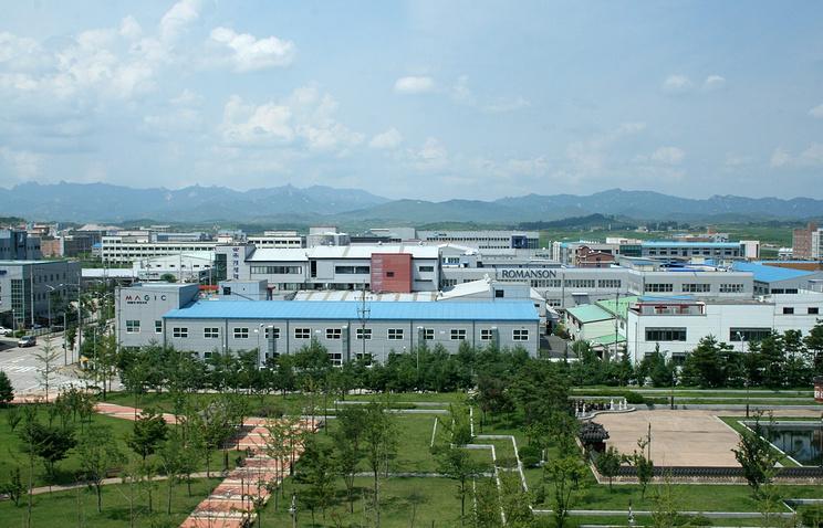 Индустриальный комплекс Кэсон