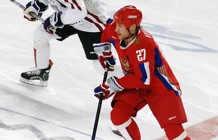 Алексей Ковалев (2006 год)