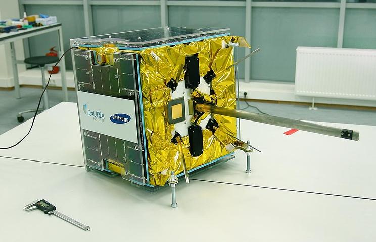 Cпутник DX-1